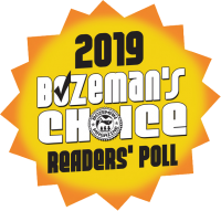 Bozeman's Choice Award